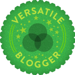 Premio versatile blogger