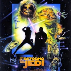 Poster Star Wars: Episode VI - Return of the Jedi 1983