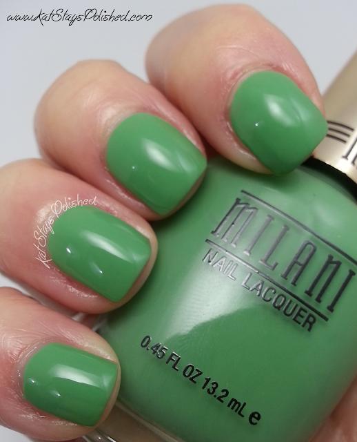 Milani Gold Label - Showy Sea-Green