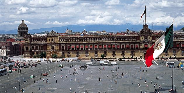 Centro Histórico México, Distrito Federal