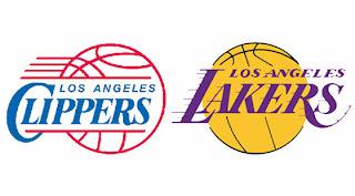 3º partido  L. A. Clippers Vs. L. A. Lakers. 10.30 h. 1cf3aa518b0a