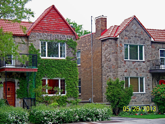 Канадские технологии строительства домов -  Монреаль.