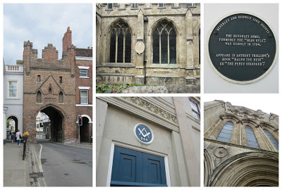Buildings in Beverley East Yorkshire