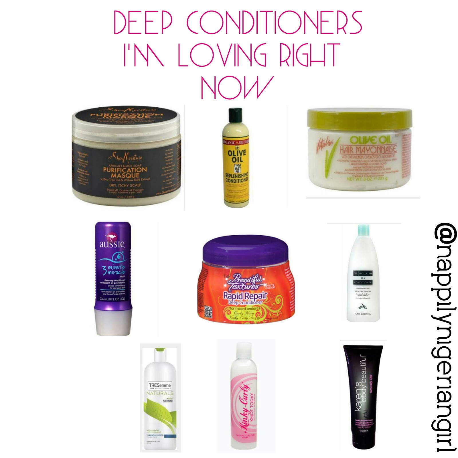 Deep Conditioning For Black Natural Hair