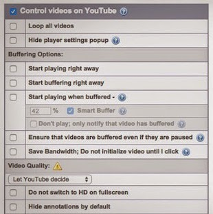 YouTube y las conexiones lentas