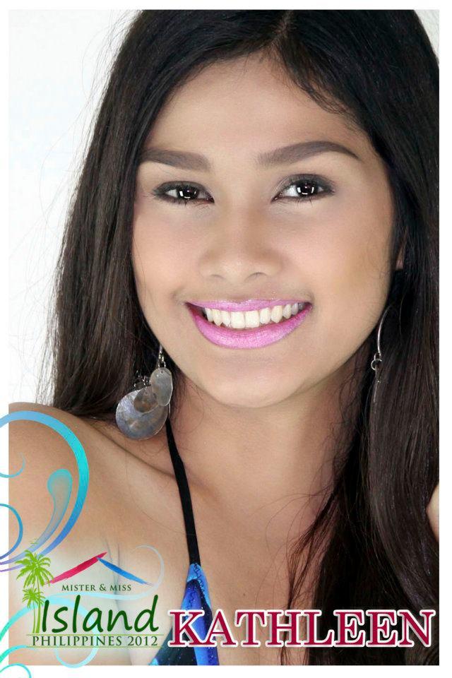 Miss Island Philippines 2012 Kathleen Gomez