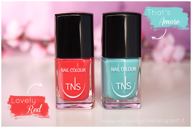 TNS Cosmetics: Accent Manicure
