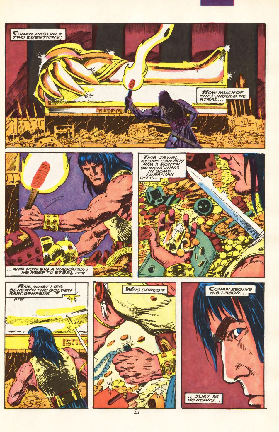 Conan the Barbarian (1970) Issue #212 #224 - English 15
