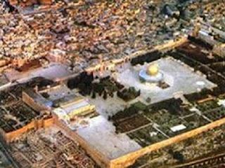 Kompleks Masjid Al Aqsha (foto InfoPalestina)