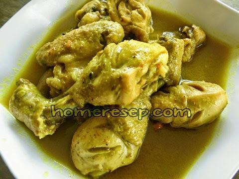 Resep Cara Membuat Kari Ayam Enak Masakan