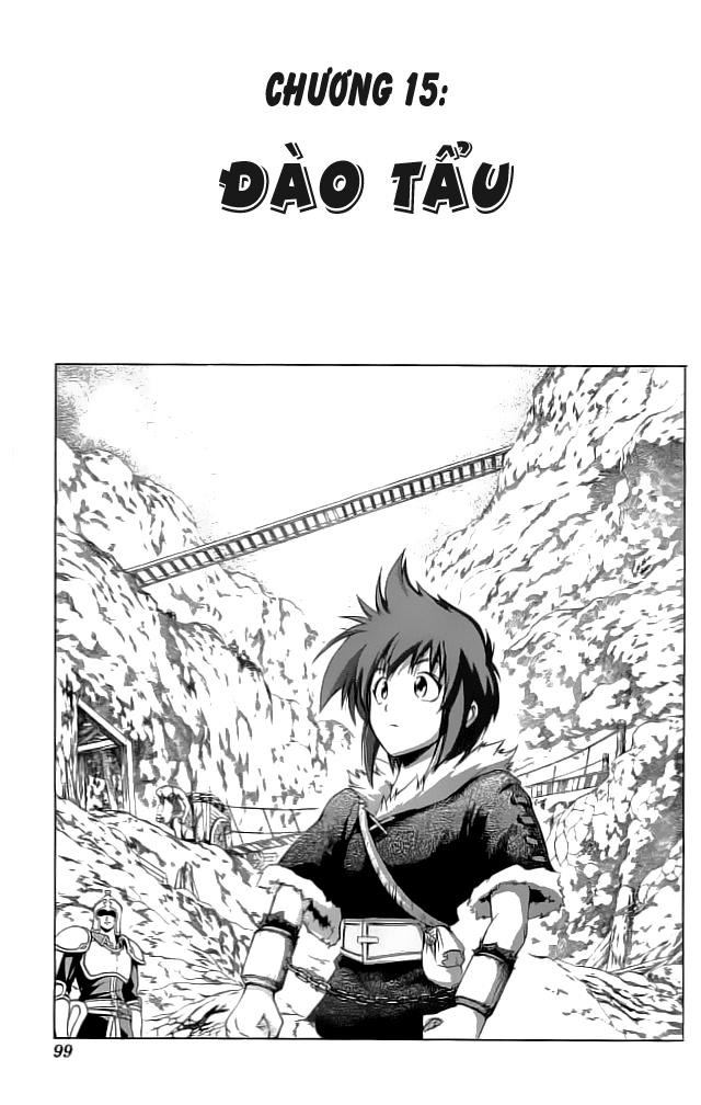 Fire Emblem-Hasha no Tsurugi chap 15 - Trang 4