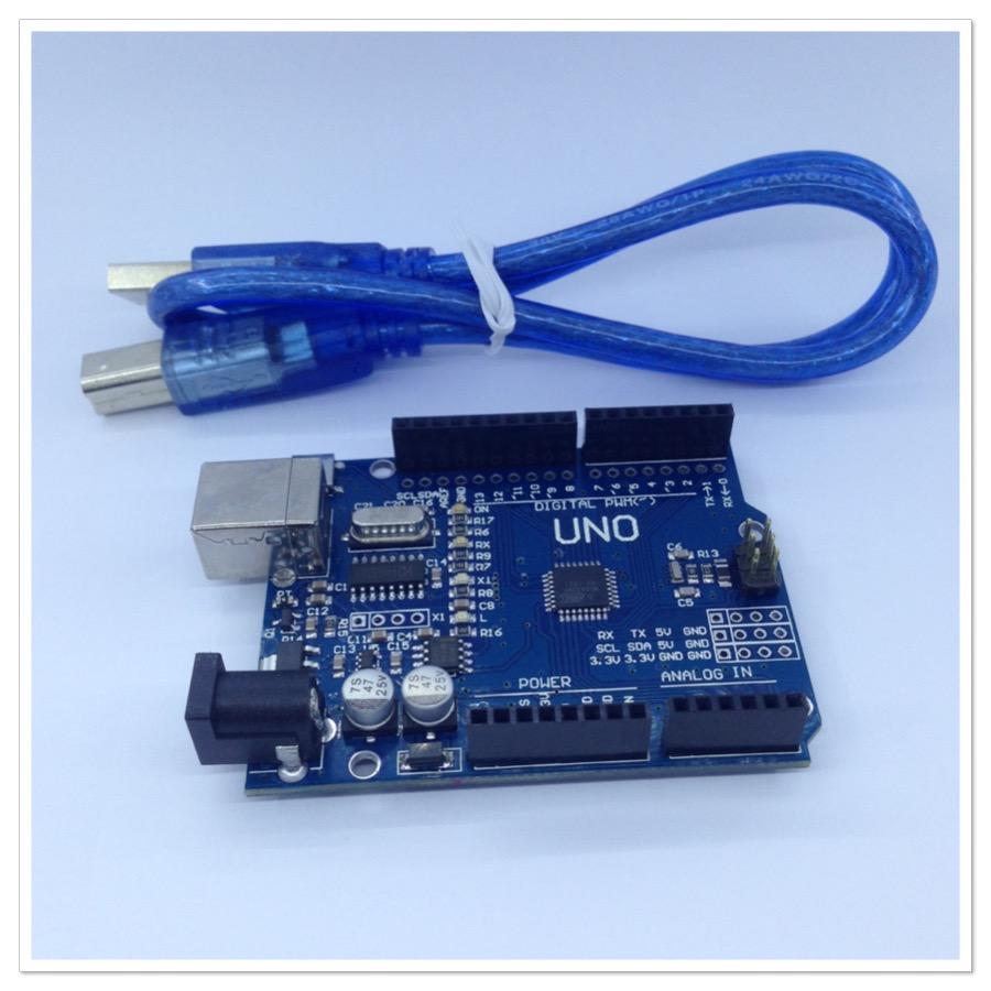 Pengertian arduino uno mikrokontroler atmega kumpulan