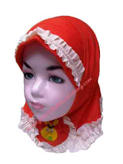 jilbab bayi murah