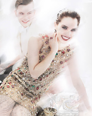 Emma Watson Vogue Magazine Wallpapers