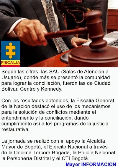 BOGOTÁ: 778 procesos fueron resueltos durante jornada de conciliación realizada por la Dirección Se