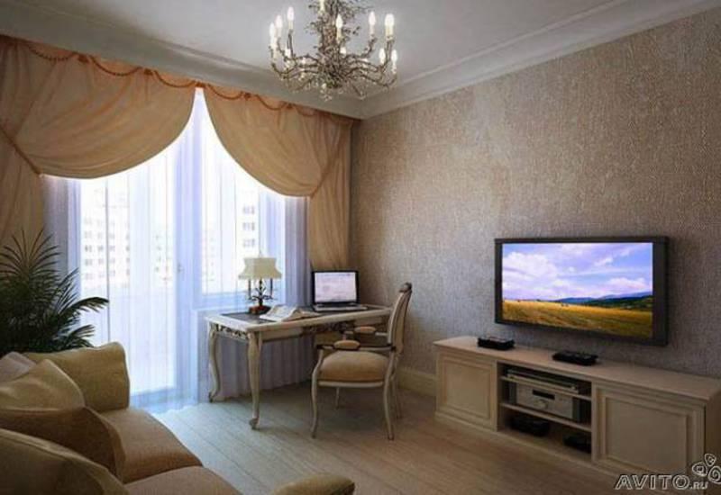 Как отремонтировать однокомнатную квартиру фото