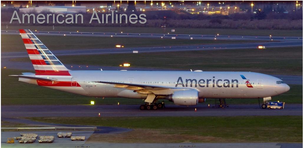AMERICAN AIRLINES en EZEIZA