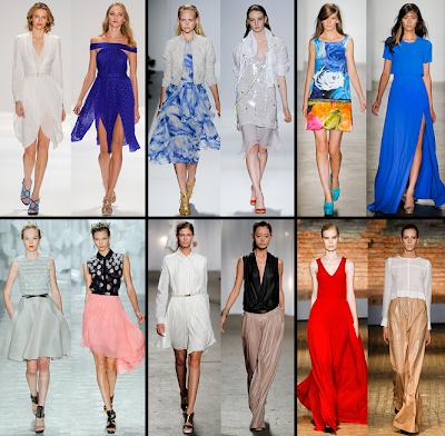 ca0b5d9b2f60 Best of New York Fashion Week S S 2012  Dag 2