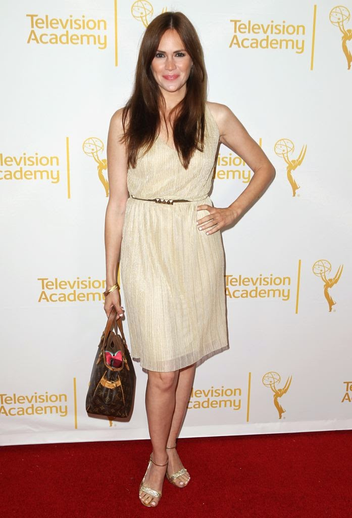 Natalia Livingston – Daytime Emmy Nominee Reception June 2014