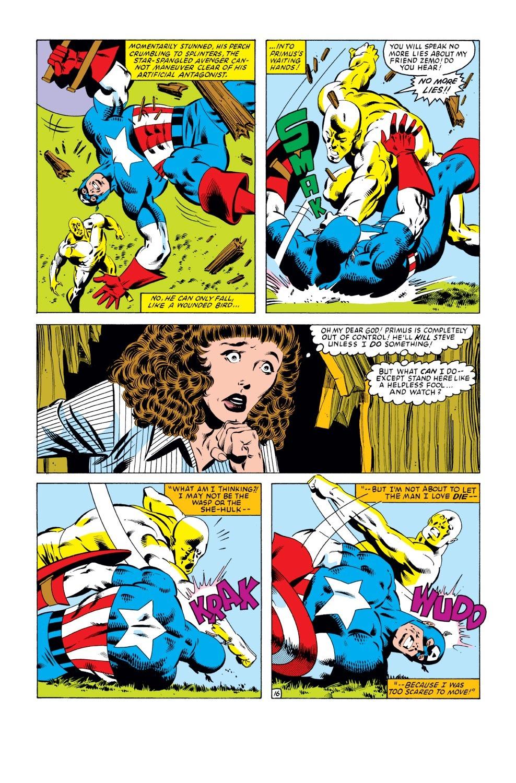 Captain America (1968) Issue #279 #195 - English 17