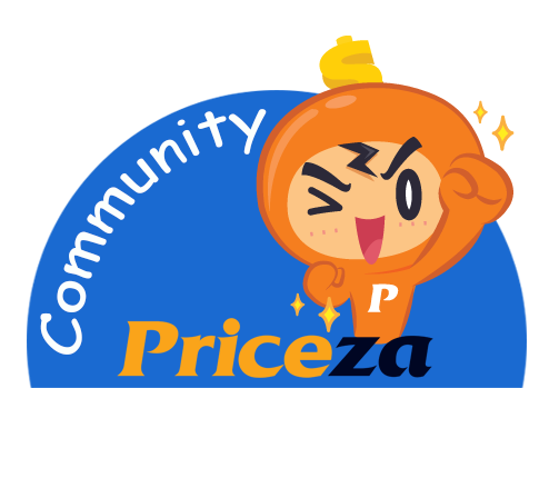 Part of Priceza Community