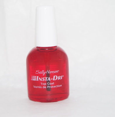 Sally Hansen Insta Dry Anti-Chip Top Coat Oje Kurutucu Cila