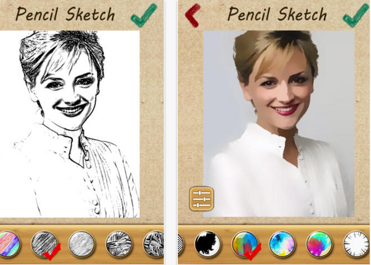 6 good ipad apps to turn pictures into cartoons and comics for Online drawing app