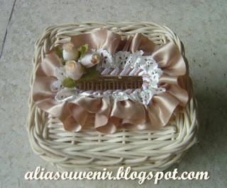 souvenir pernikahan