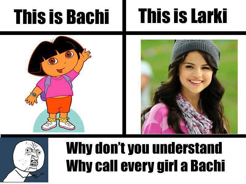 Difference Between Bachi and Girl
