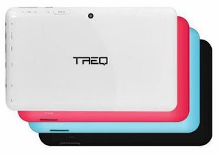 TREQ A10C 8GB DUO (Slim, Dual Camera, RAM 1 Gb, Memori 8 Gb, Wi-fi, 3