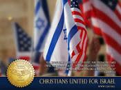 United States/Israeli Flag