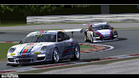 rFactor enduracers mod porsche cup 12
