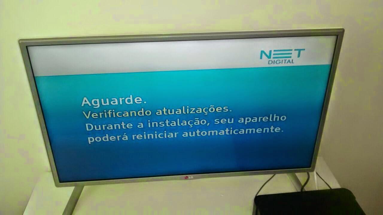 Atualização do decoder da Net