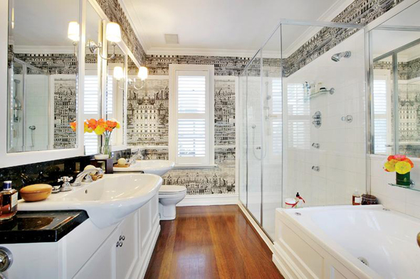 FLOORS IN BATHROOM - Bathroom Furniture