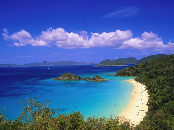 Trunk Bay Vs Virgin Islands