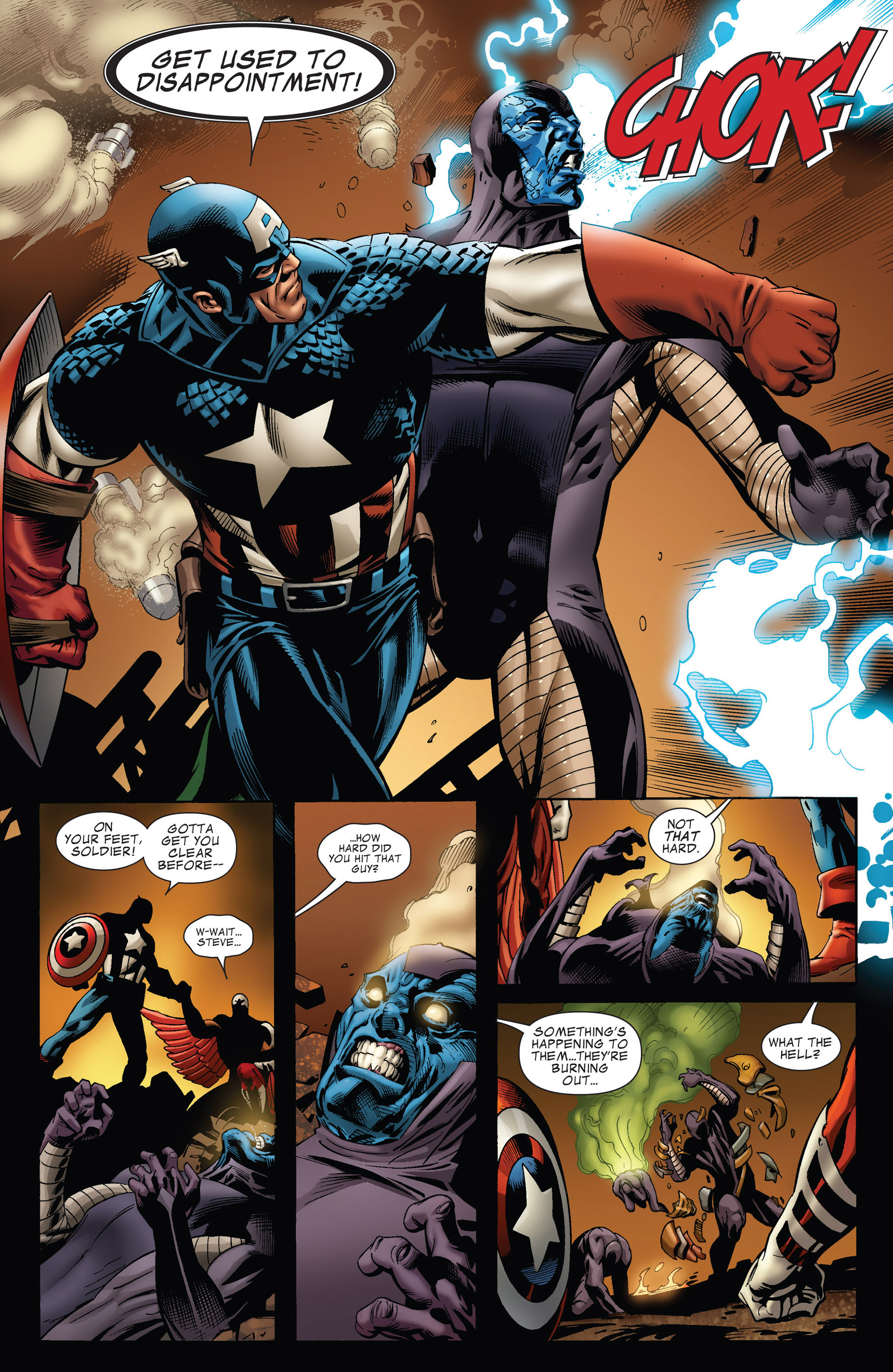 Captain America (2011) Issue #15 #15 - English 10