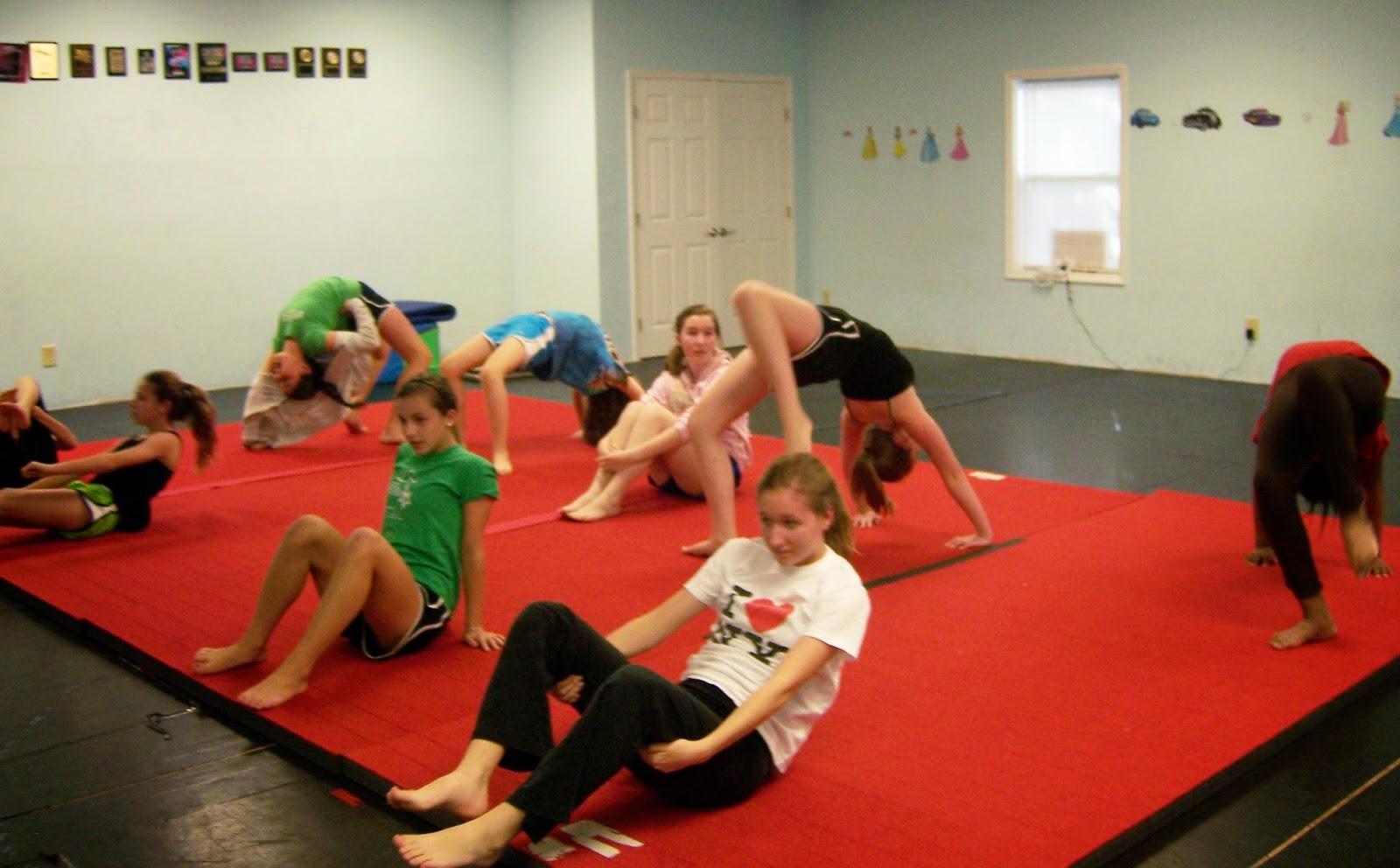 gymnastics charlotte nc