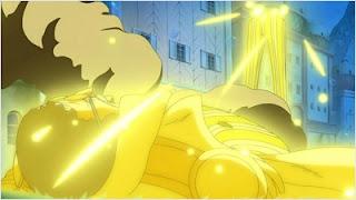 ผลลำแสงของคิซารุ