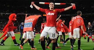 Video Gol Manchester United vs Aston Villa 23 April 2013