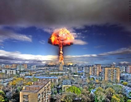 В Москве  взорвался ядерный ускоритель? (фото, видео)
