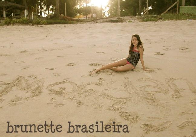brunette brasileira