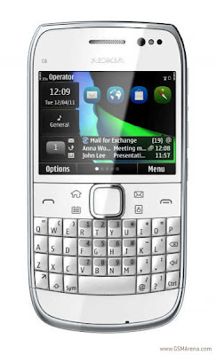Nokia E6 specification