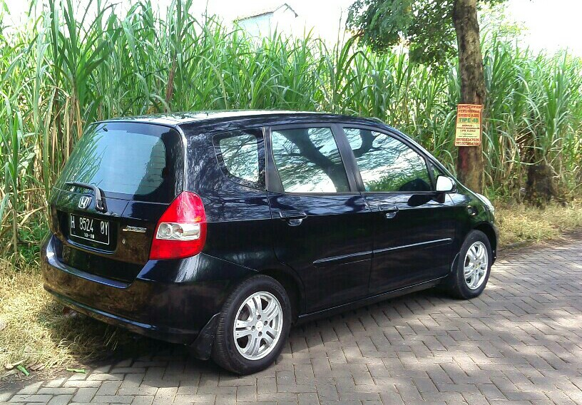 HONDA JAZZ IDSI MANUAL