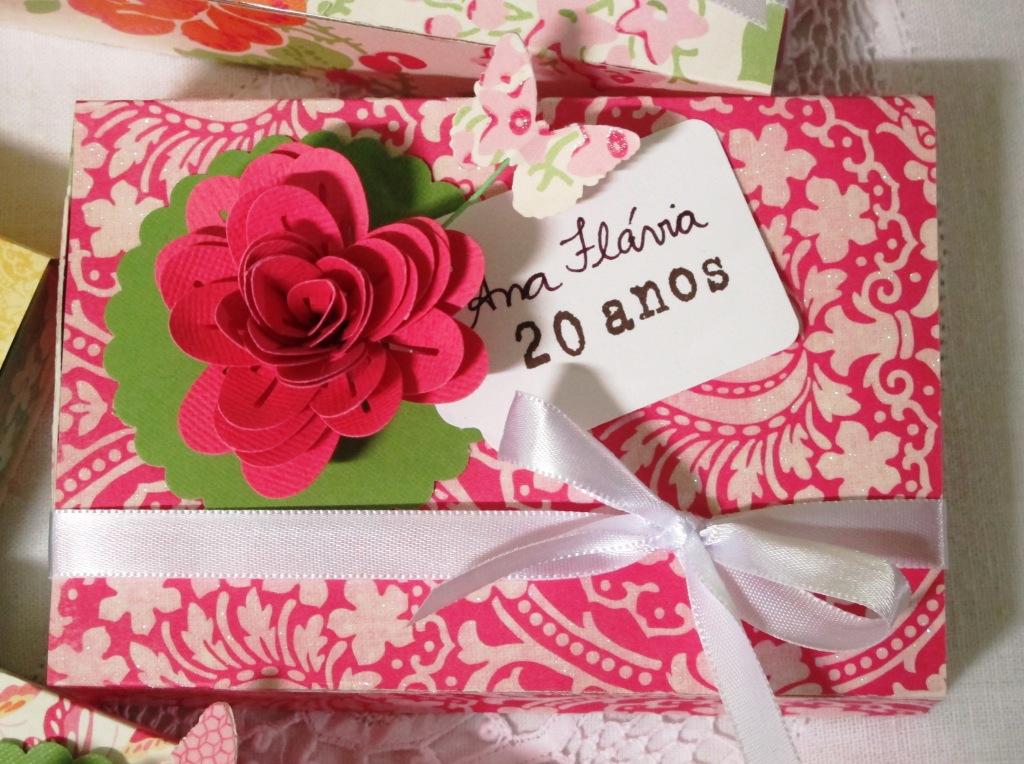 Scrapbooking By Débora Prass Lembrancinhas De Aniversário
