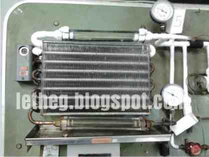 cara kerja evaporator