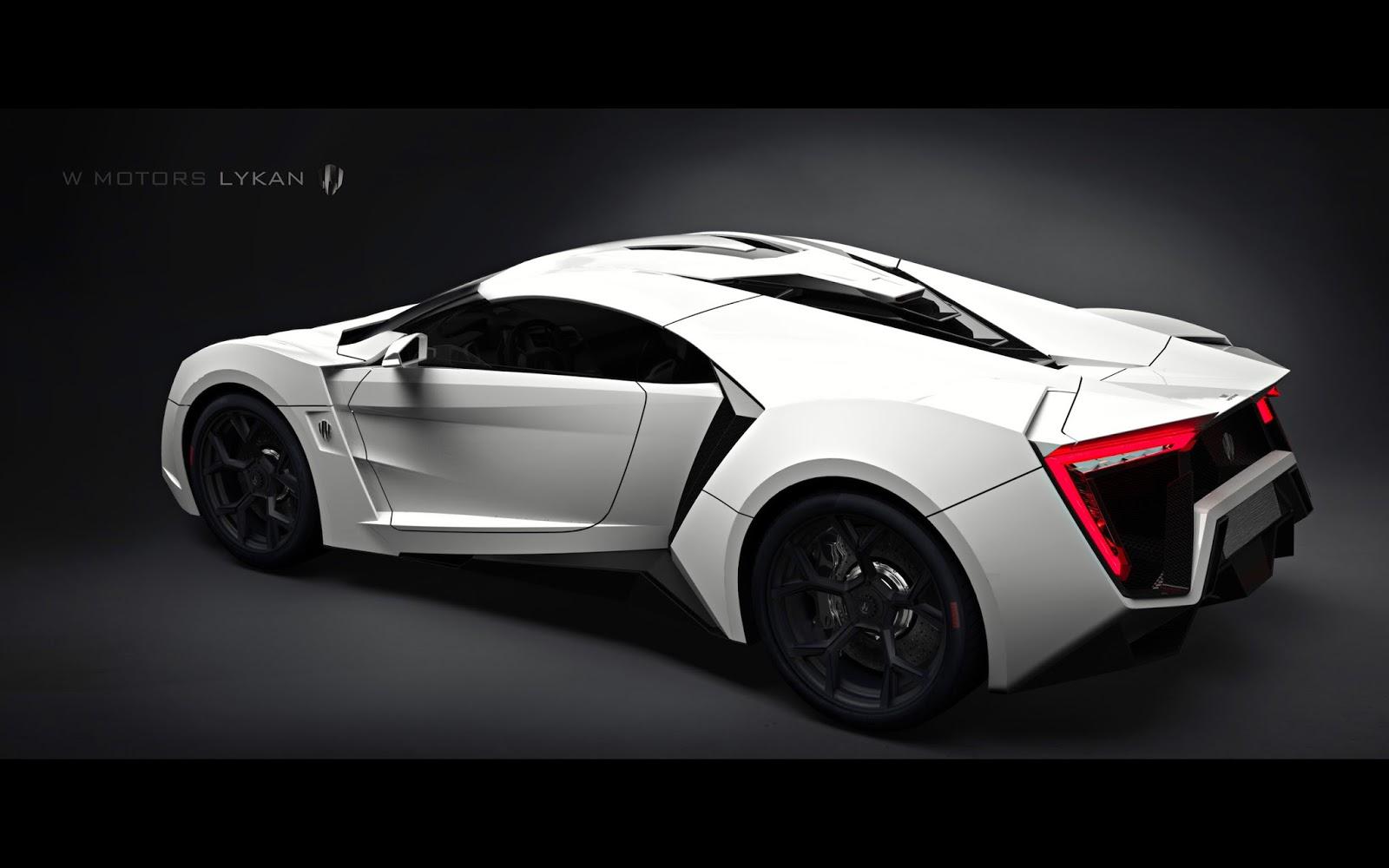 modern cars w motors lykan hypersport 2013. Black Bedroom Furniture Sets. Home Design Ideas