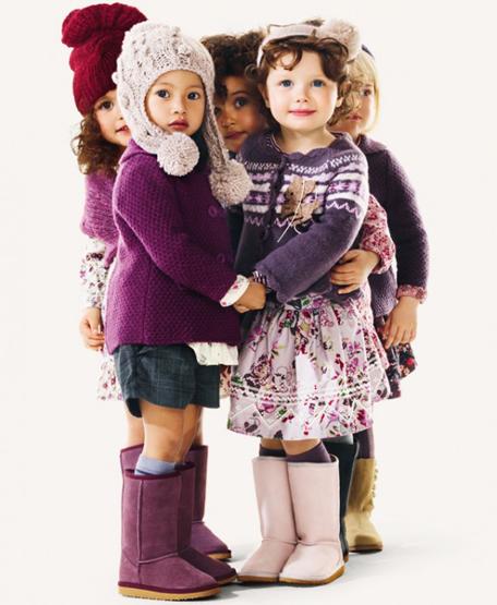 ropa para niños otoño invierno 2011 2012