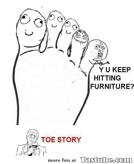 Toe Story