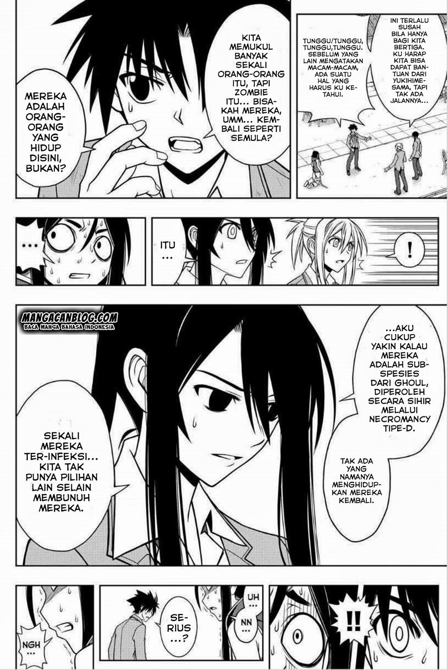 Komik uq holder 053 - buat latihan 54 Indonesia uq holder 053 - buat latihan Terbaru 8|Baca Manga Komik Indonesia
