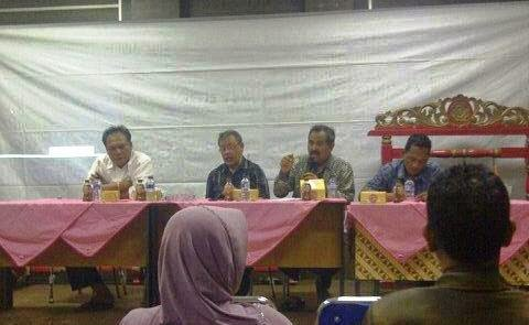 Adhi Karya dan Kelurahan Rancanumpang Sosialisasi Akses Masuk Gelora BLA